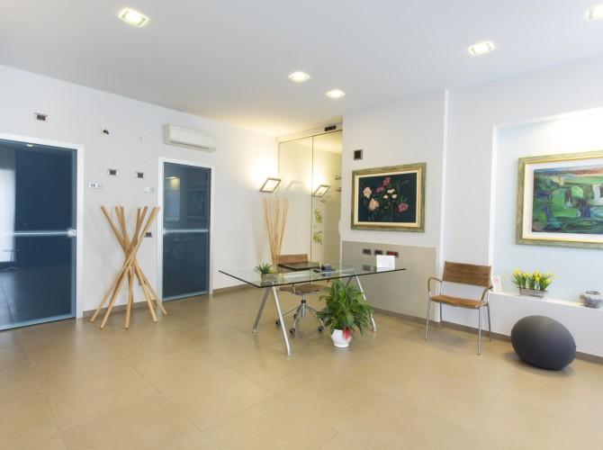 Sala d'attesa Studio Dentistico Dassi Lissone